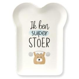 Bamboe Bordje - Stoer | cadeautje