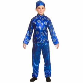 Chinees jongens kostuum