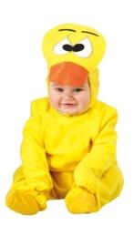 Tweety baby kostuum