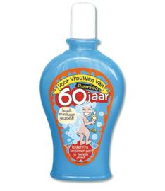 Shampoo fun 60 jaar vrouw
