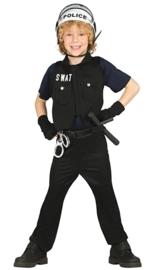 Swat kostuum jongens