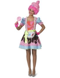 Candy girl  jurkje | Sweety snoep jurkje