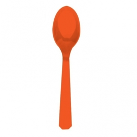 Oranje lepels OP = OP