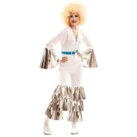 Abba dancing queen kostuum