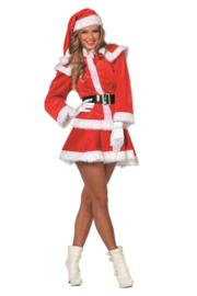 Kerst jurkje fluweel