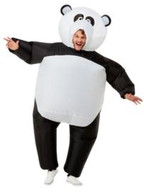 Panda kostuum opblaasbaar