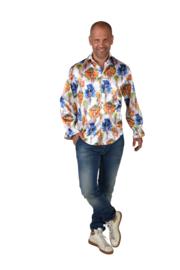 Tropicana blouse luxe