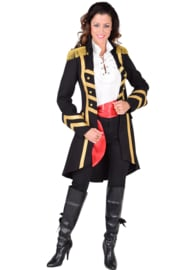Pirate de luxe mantel woollike