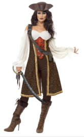 High Seas Pirate Wench kostuum