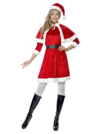Miss kerstjurkje luxe | compleet