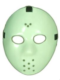 Goalie / Jason masker