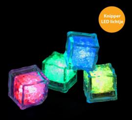 LED ijsblokjes multicolor