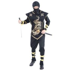 Ninja Amarillo kostuum