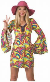Hippie jurkje yoko
