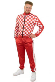 Trainingspak Brabant | rood wit