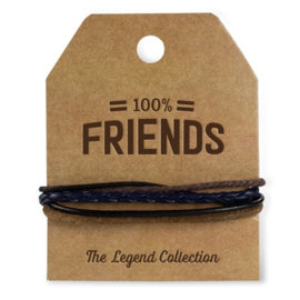 Armband - Friends | Luxe