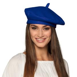 Baret Frankrijk blauw