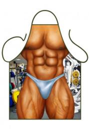 Schort bodybuilder