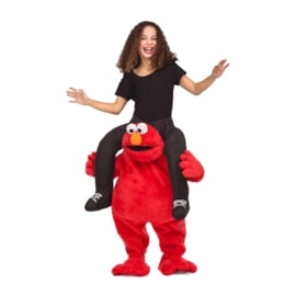 Carre me Elmo kostuum kind ®