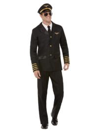 Piloten kostuum de luxe