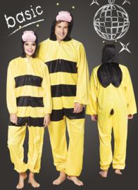 Dierenkostuum basic honing bij