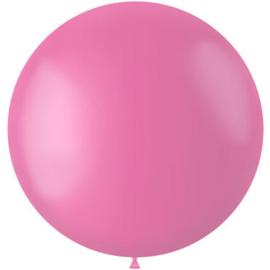Ballon Rosey Pink Mat - 78 cm