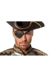 Ooglap pirat Eye luxe