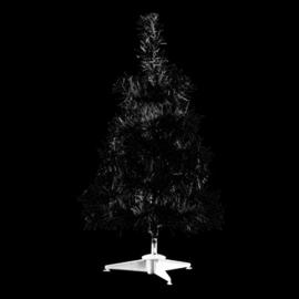 Kerstboom 45cm zwart