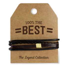 Armband - The best   Luxe