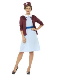 Vintage Verpleegster jurkje