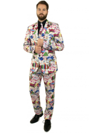 Graffiti smoking | Funy graffiti kostuum