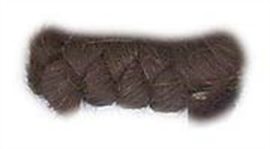 Wolcrepe middenbruin 10cm