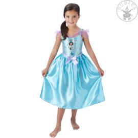 Jasmine Aladdin kinder kostuum