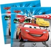Cars kinderverjaardags pakket