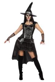 Dark witch jurk