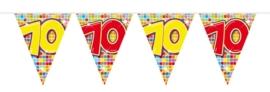 Mini vlaggenlijn 70 jaar