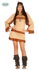 Sexy indianen jurkje