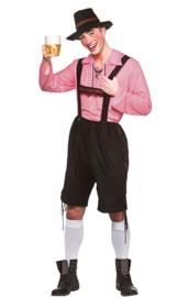 Tiroler kostuum complete