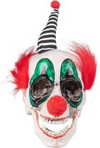 Schedel clown | beweegbare kaak