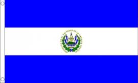 El Salvador vlag