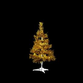 Kunst kerstboom goud 45cm