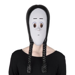 Wednesday Addams Masker | One size