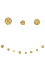 Gouden slinger  bolletjes