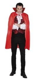 Vampiers cape rood