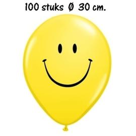 Standaard ballonnen smiley