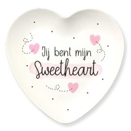 Bamboe Bordje - Sweetheart | cadeautje