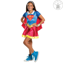 DC SHG Supergirl kostuum kind