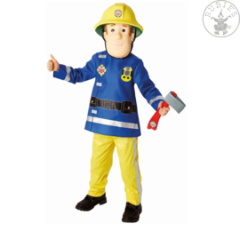Deluxe Brandweerman Sam  kostuum
