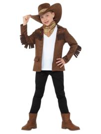 Sheriff cowboy kostuum