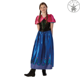 Anna Frozen Classic jurk tiener